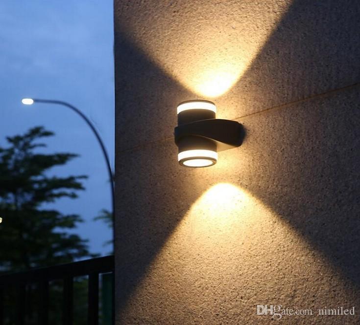 2021 up down light outdoor wall light