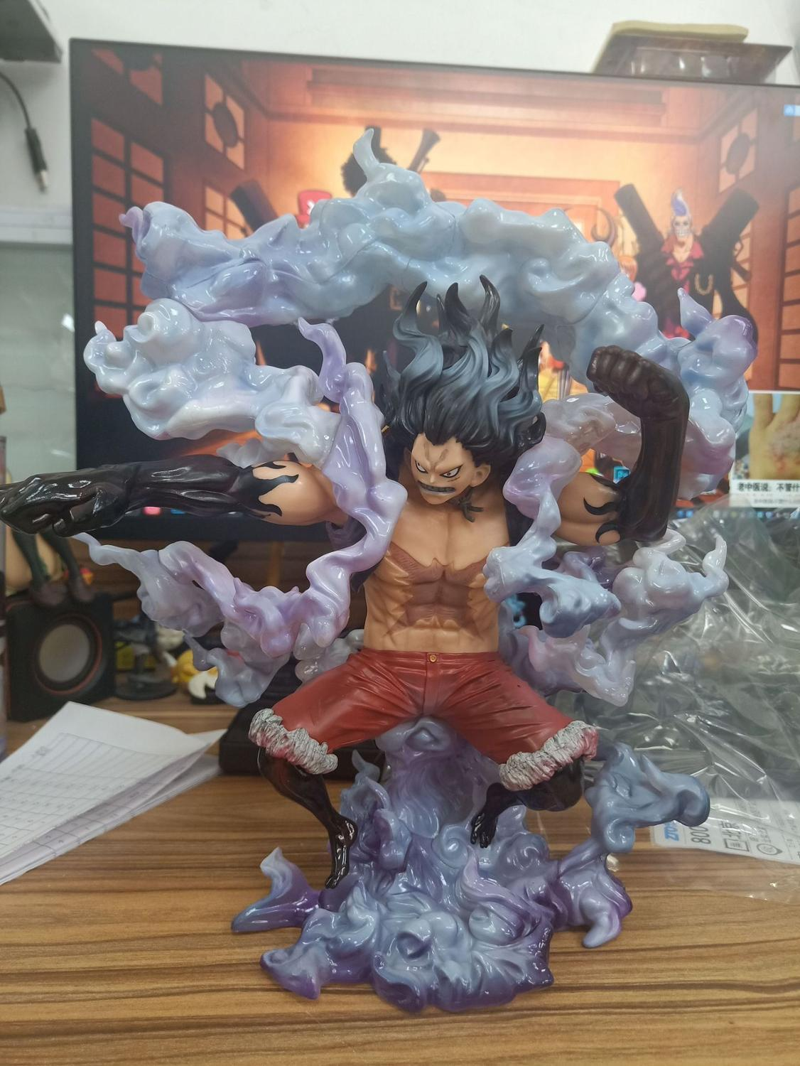 Fanmerch store are currently specialized in different fashion. Wholesale Action Toy Figures At 42 14 Get One Piece Luffy Snake Man Pvc Action Figure One Piece Anime Monkey D Luffy Gear 4 Snake Man Collection Figurine Toy T200619 From Hai05