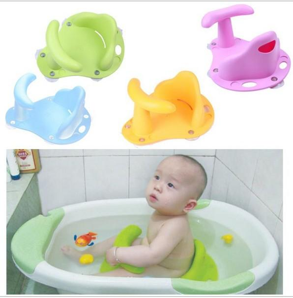 Online Cheap Baby Infant Kid Child Toddler Bath Seat Ring