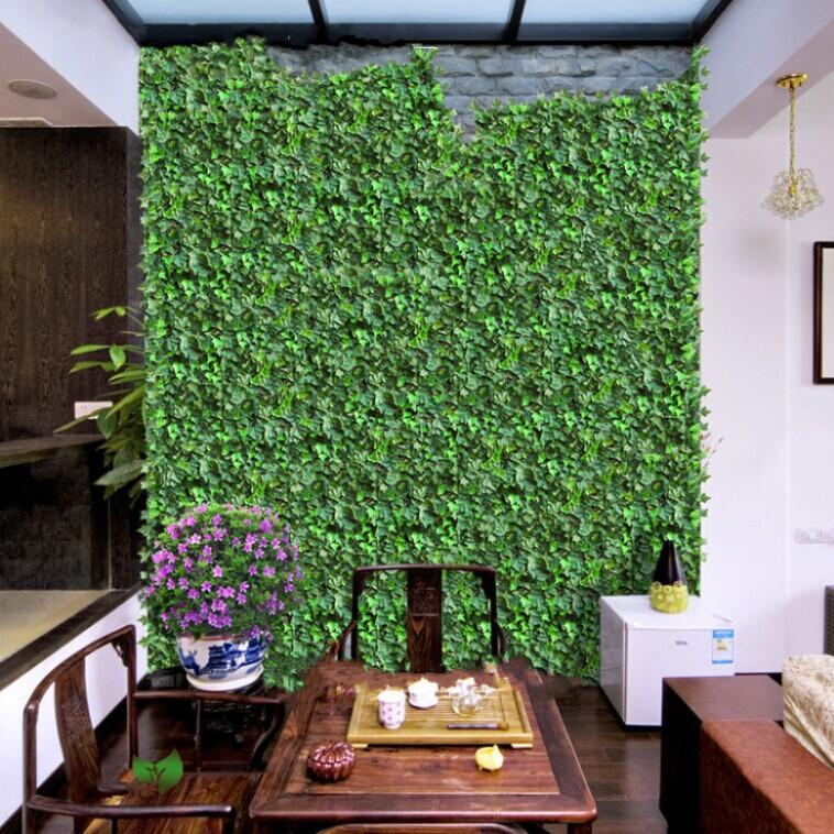 2019 Fashion Home Wall Decor Wall Hanging Plant Vine ... on Wall Sconces For Greenery Decoration id=28585