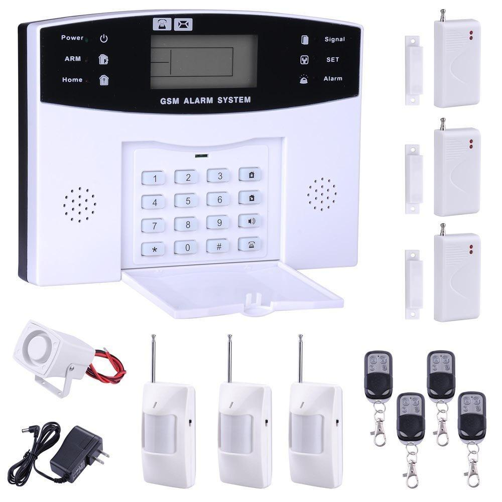 Systems Home Latest Alarm