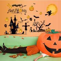 halloween stickers decorations