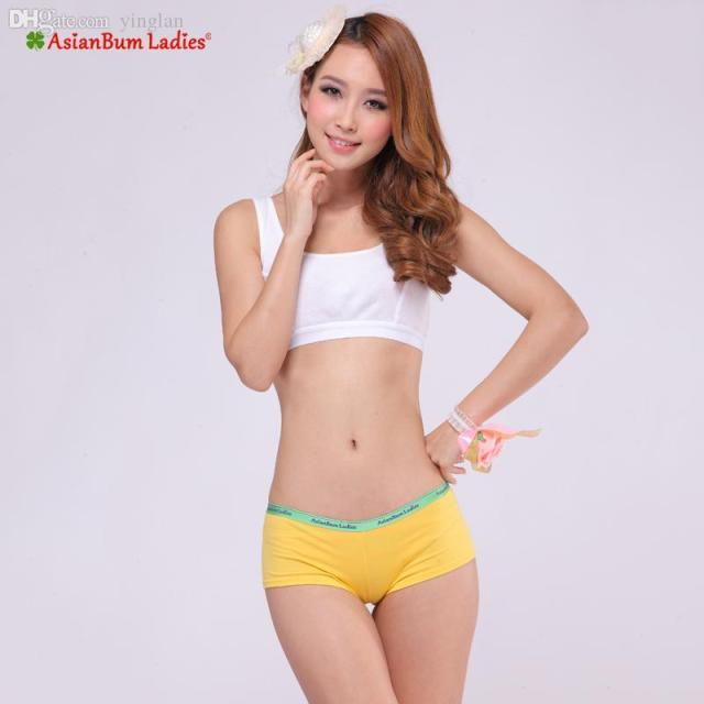 2019 Wholesale Asianbum Womens Underwear Sexy Low Waist Cotton Panties Safety Pants From Yinglan 23 15 Dhgate Com
