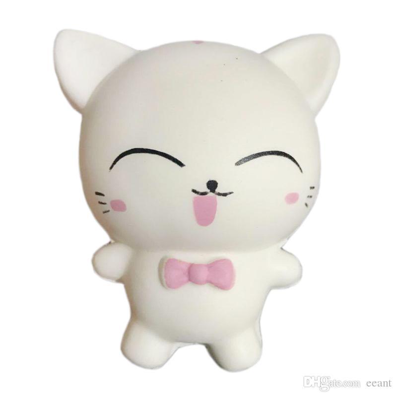 hot sale squishies cute cat squishy cartoon doll slow