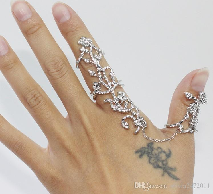 New Fashion Accessories Jewelry Chain Link Clear
