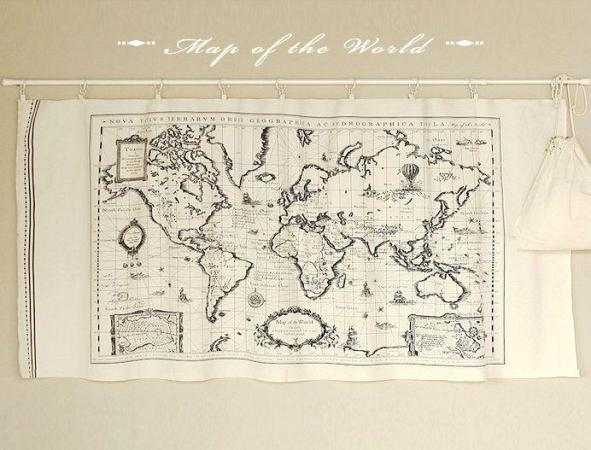 World map fabric path decorations pictures full path decoration map poster julie b booth the printed fabric bee my old world map fabric the printed fabric bee my old world map fabric world map fabric etsy quick view gumiabroncs Image collections
