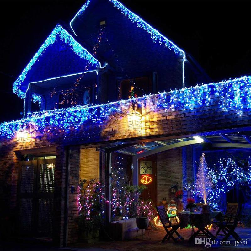 Multi Colored Christmas Lights