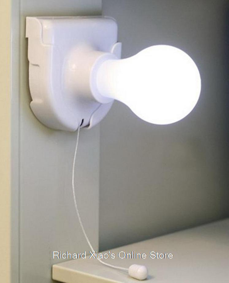 Battery Powered Light Bulbs