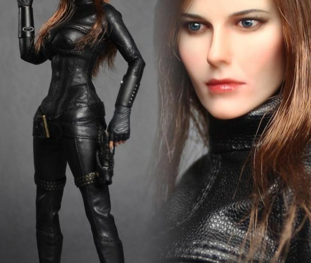 Play Toy   Scale Doll Female Agent Figureaction Figure Doll Model Toyfinished Product Limited Collector From Cityglimmer   Dhgate Com