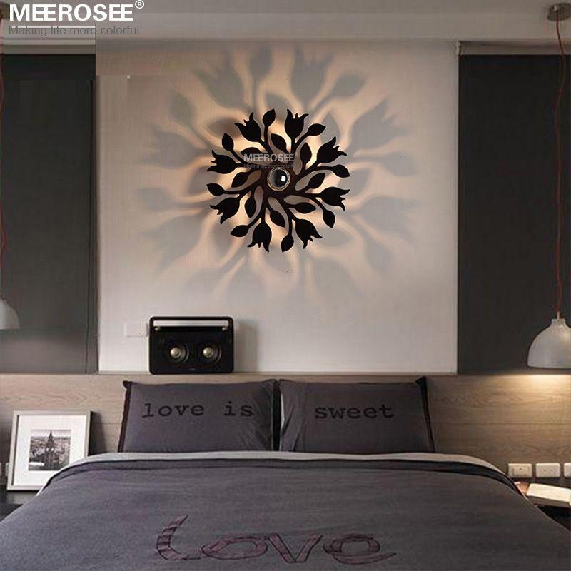 1 Light Modern Wall Decor Sconces Ligne Roset Beside Wall ... on Wall Sconce Lighting Decor id=30572