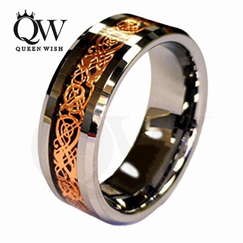 2018 Mens Engagement Rings Infinity Wedding Rings Jewelry