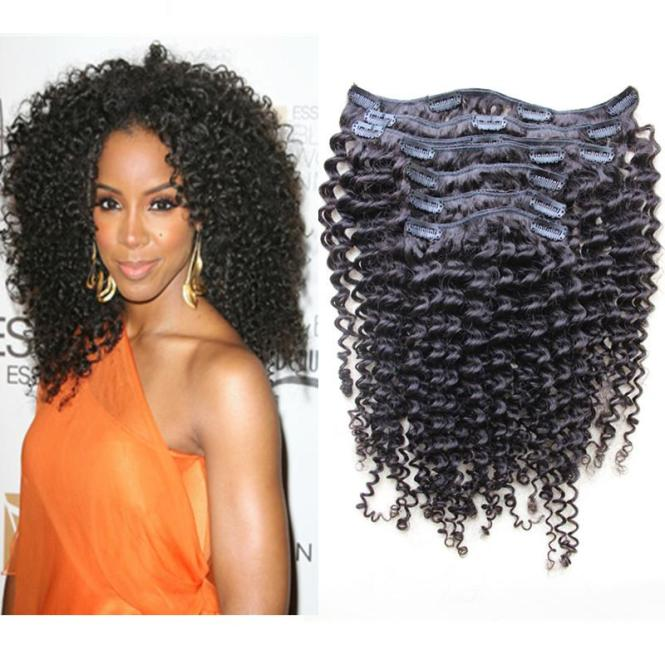Clip in extensions on natural hair the best hair 2017 all clip in extensions 100 human natural hair on owigs pmusecretfo Choice Image