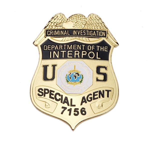 2017 Us Criminal Investigation Department Of The Interpol ...