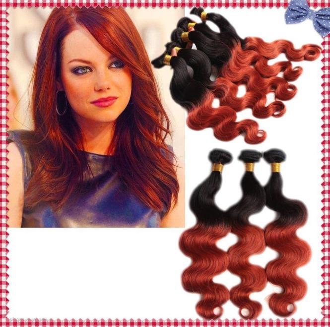 Dark roots red hair weave best black hair 2017 dark burgundy ombre hair sles pmusecretfo Image collections