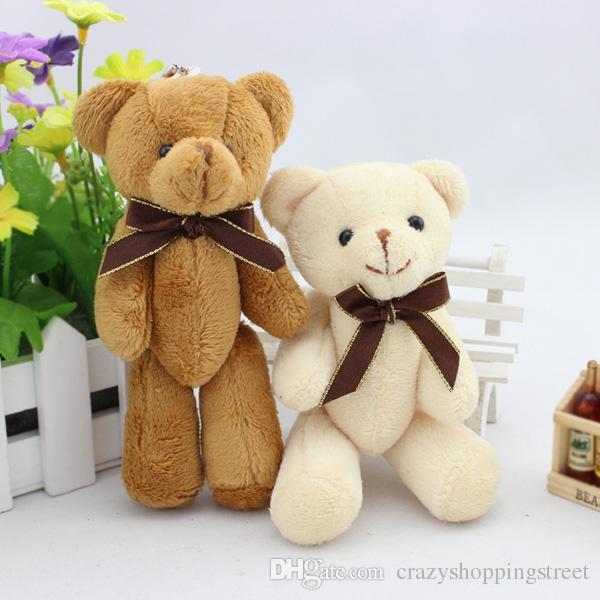 15cm 6 Inch 6 Mini Teddy Bears Plush Toy Teddy Bear