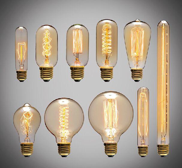 Broken Fluorescent Light Bulb