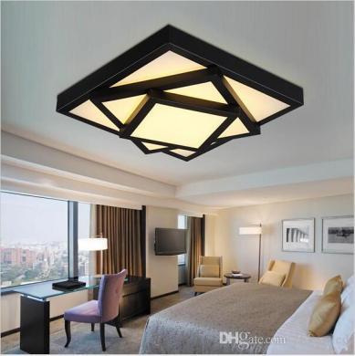 Discount Super Bright Modern Led Ceiling Lights Lamp For Living Room     Discount Super Bright Modern Led Ceiling Lights Lamp For Living Room  Bedroom Lustres De Sala Home Indoor Lighting Dimmable Abajur From China    Dhgate Com