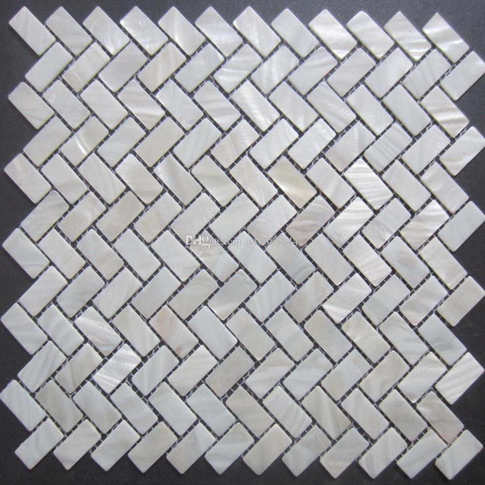 pearl shell mosaic tiles 15