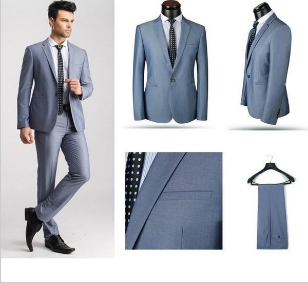 2017 Sell Like Hot Cakes! New Men Suits Designer Brand ...