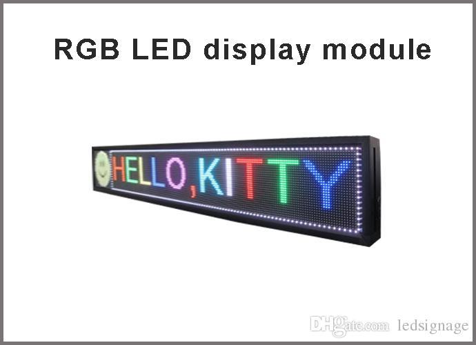 Rgb Led Display