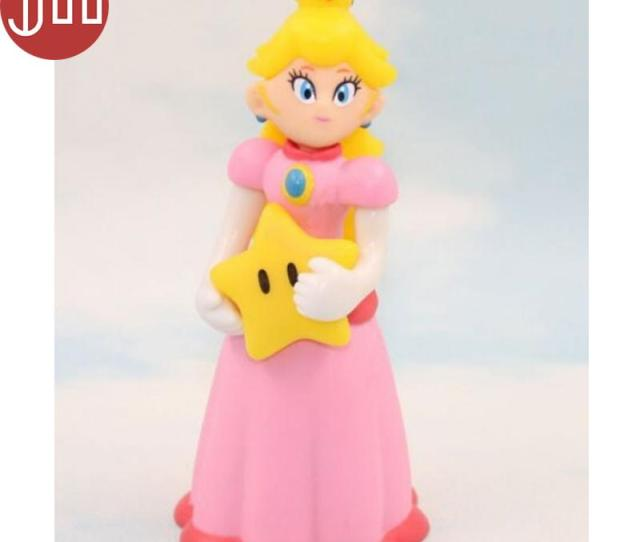 2019 New Super Mario Bros Peach Princess Action Figures Japan Anime Cartoon Doll Kids Toys Approx 12cm 5 From Arielbaby 5 38 Dhgate Com