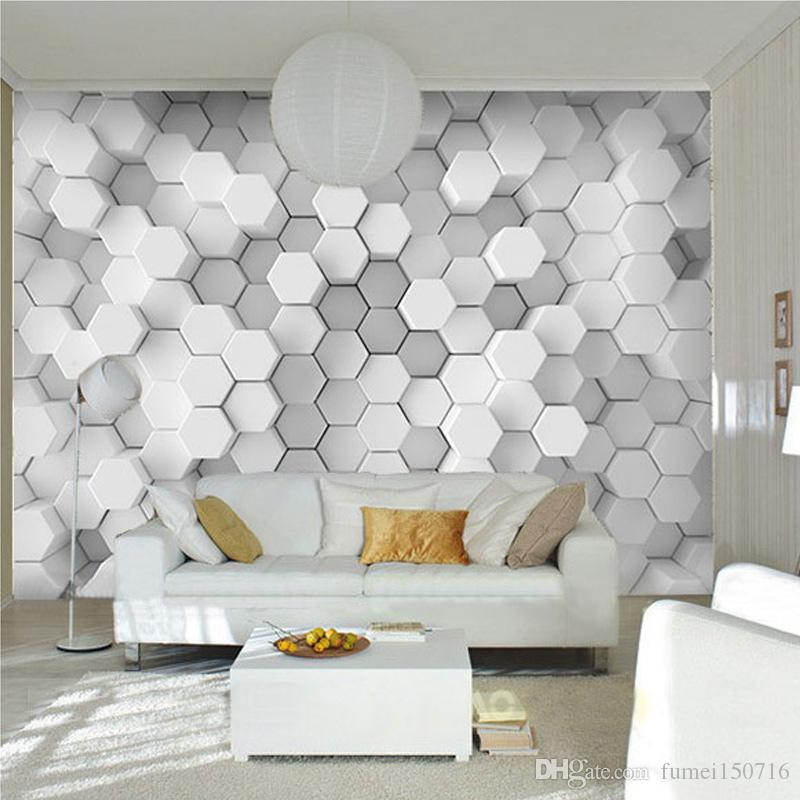 Custom Photo Wall Paper 3d Stereoscopic Geometric Wallpaper Office     Custom Photo Wall Paper 3d Stereoscopic Geometric Wallpaper Office Sofa  Living Room Tv Background Mural Wallpaper For Walls 3d Buy Wallpaper Car  Wallpaper