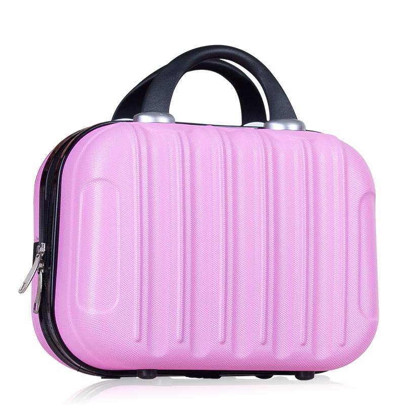 Cosmetic Bag Mini Maleta Male Cosmetic Case Suitcase