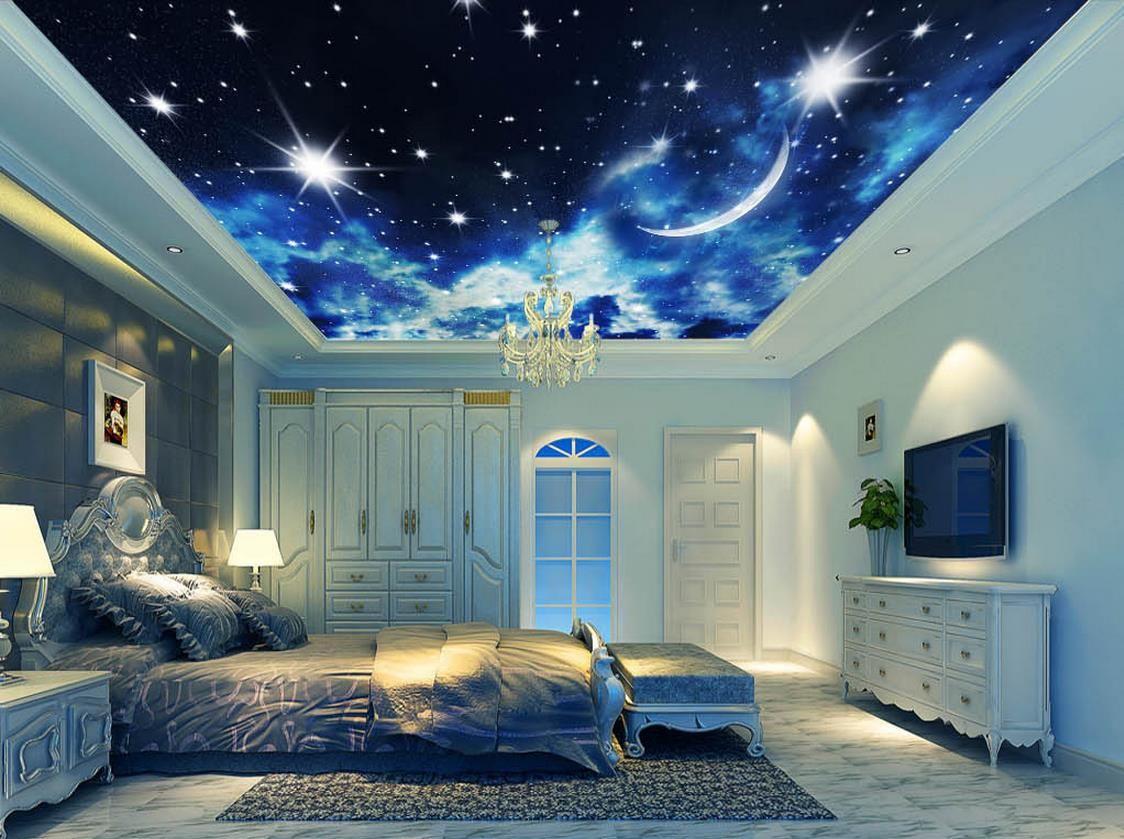 Wallpaper Home Living Room