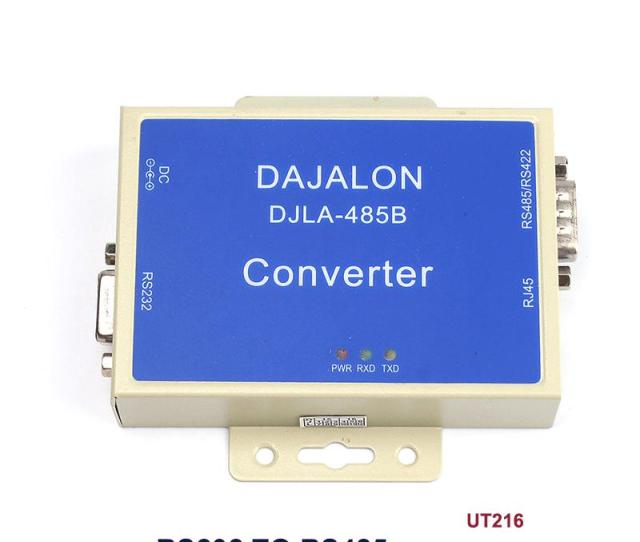 Wholesale New Arrival External Powered Rs 232 To Rs 485 422 Interface Converter Lightning Protection  Converter Rs 232 To Rs 422 Converter
