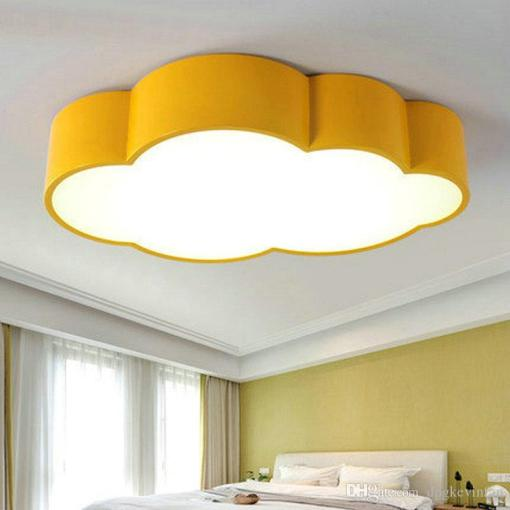 Led Cloud Kids Room Lighting Children Ceiling Lamp Baby Ceiling     Led Cloud Kids Room Lighting Children Ceiling Lamp Baby Ceiling Light with  Yellow Blue Red White for Boys Girls Bedroom Fixtures Children Lamp Children