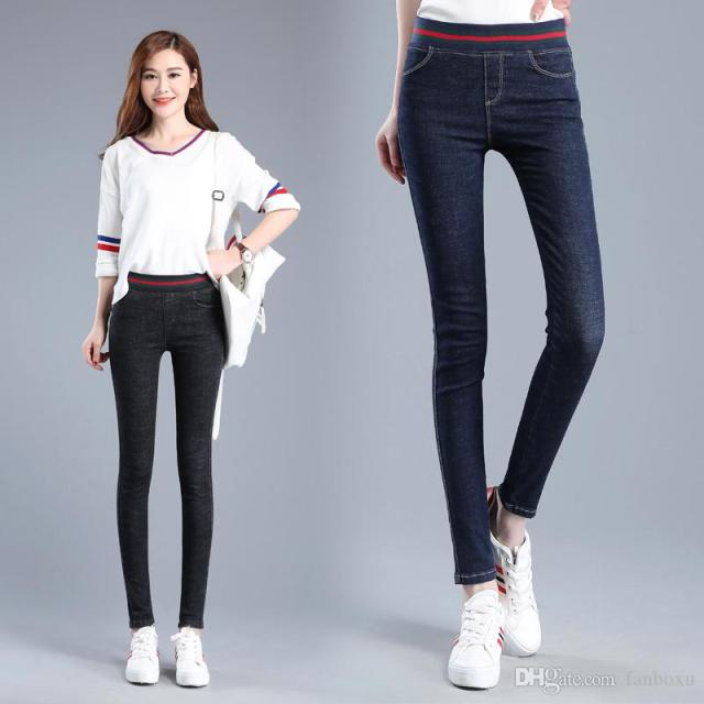 2019 High Ratings Women In Tight Jeans Pictures Please Plus Size Ripped Jeans For Women Cheap Pictures Of Jeans Pants Teen Girl Women Ladies From Fanboxu