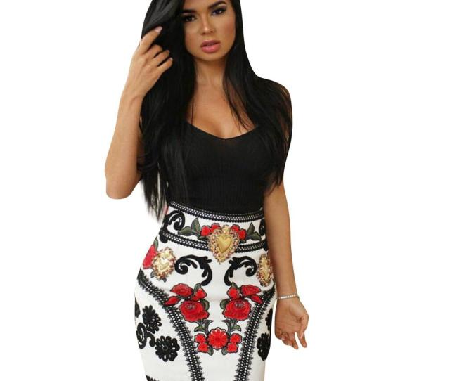 Office Dress Business Women Appropriateness Sexy Party Summer Dress Floral Printed Bodycon Mini Club Party Dresses Short Dress Cotton Dresses Sexy Cocktail