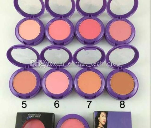 Hot Cosmetics Nake Makekup Matte Eyeshadow Blush Face Pressed Bronzer Powder Palette Blush Pink Cheap Makeup Brushes From Esmart_technology 2 04 Dhgate