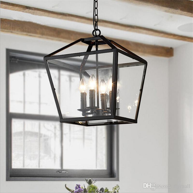 Chinese Lantern Pendant Light