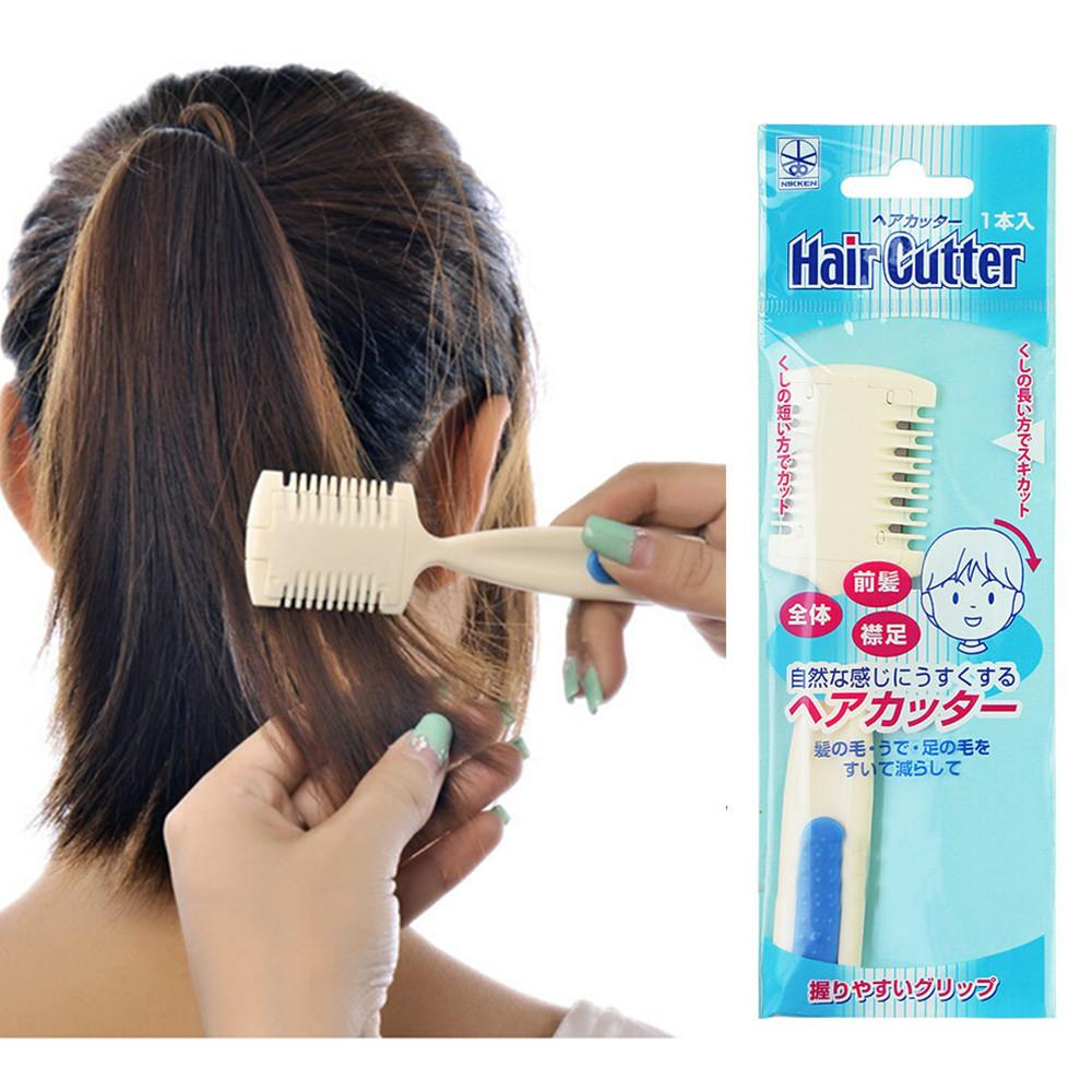 Wholesale Home DIY Cut Hair Thinning Slim Trimmer Comb