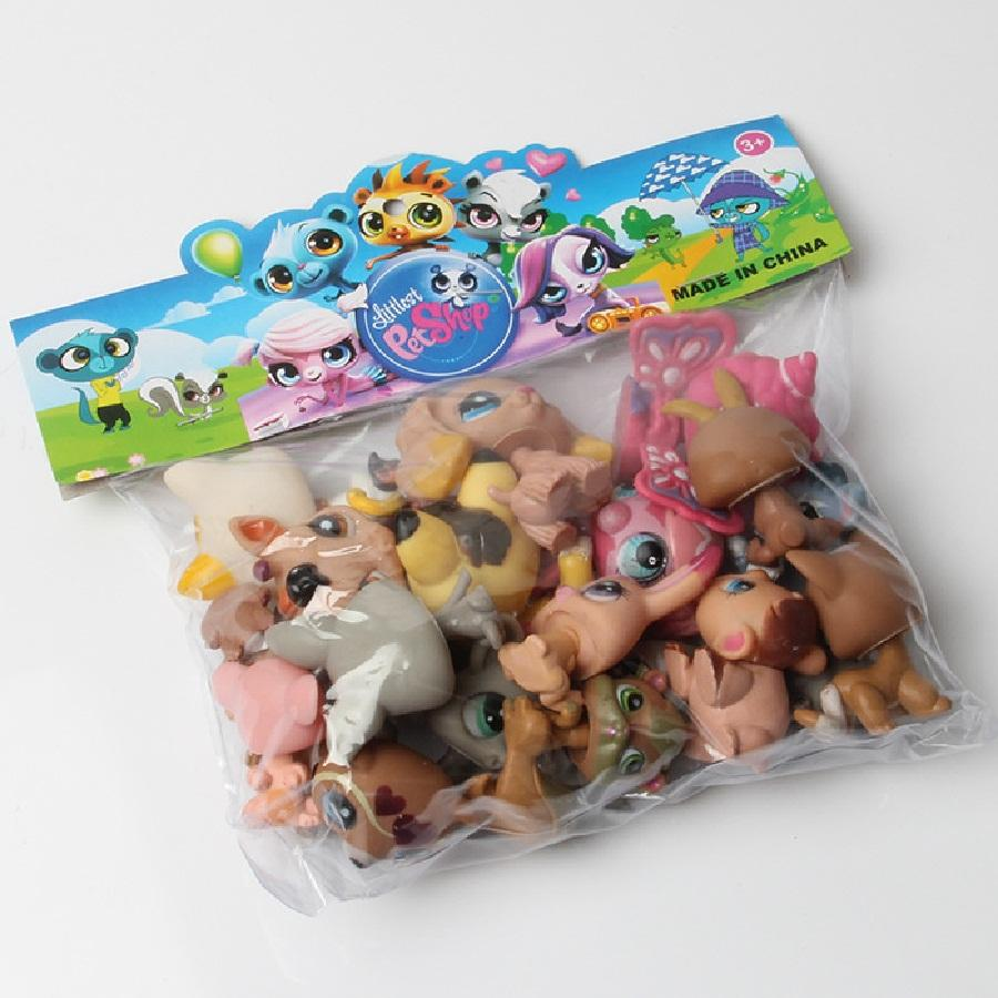 2019 10 Littlest Pet Shop Collector Party Pack Doll From