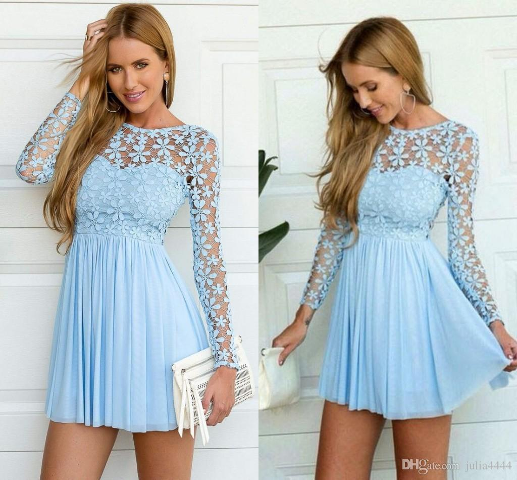 Cute junior dresses with sleeves dress
