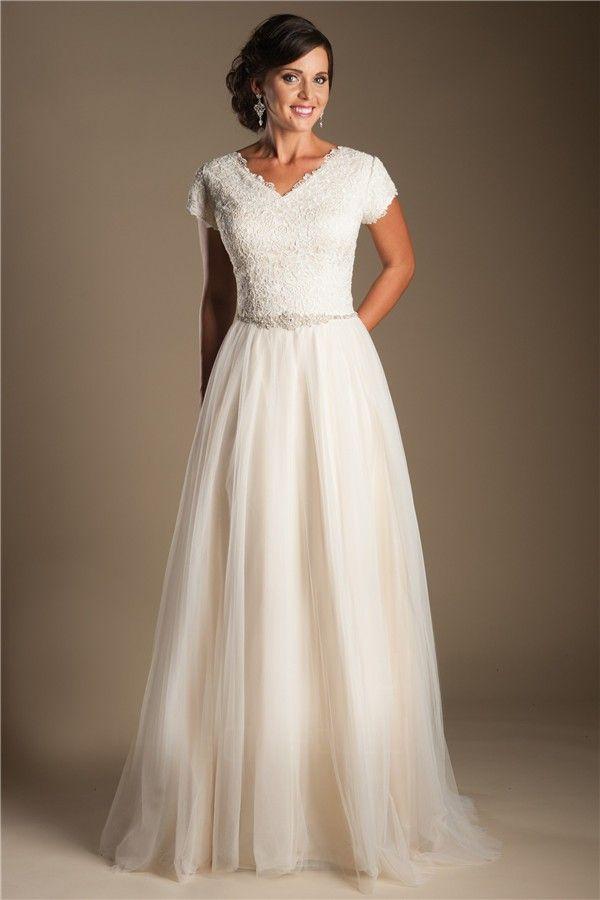 Inexspensive Wedding Gowns 3