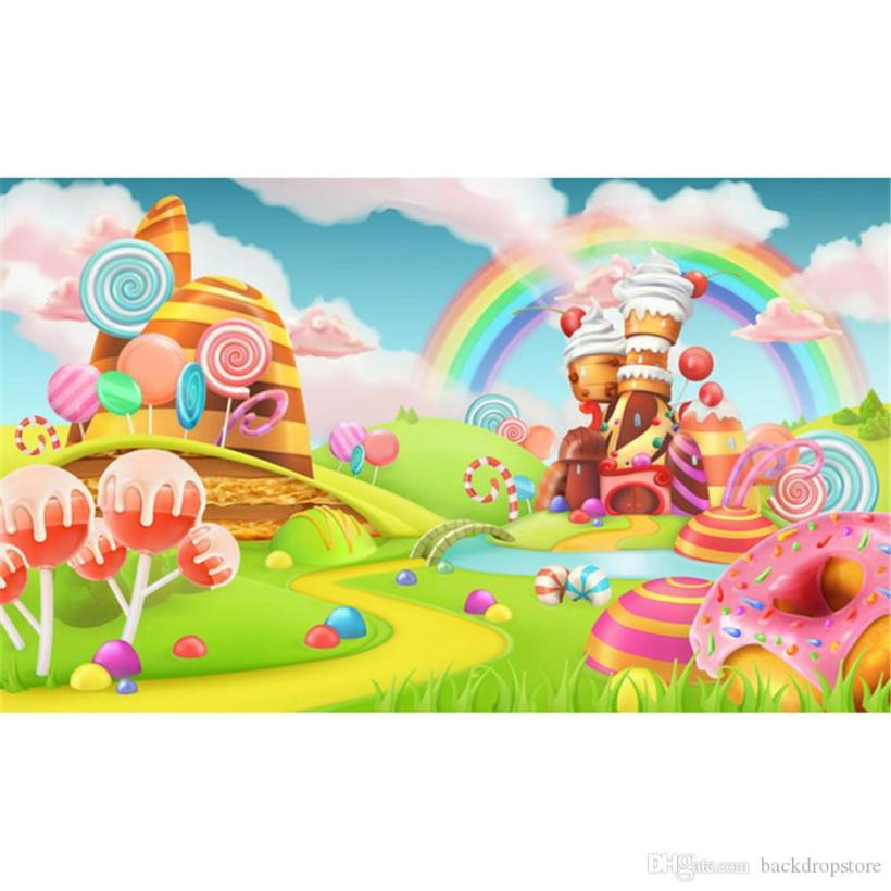 Candyland Wallpapers