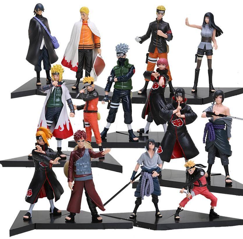 Zona Naruto Japanese Naruto Figures