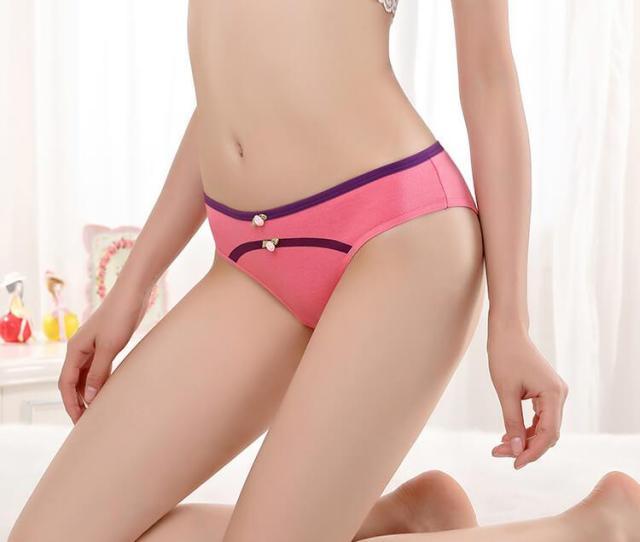 2019 Yun Meng Ni Sexy Underwear Sex Hot Girl Teen Girls Briefs Cotton And Cute Bow Women Panty From Yunjiefive 14 21 Dhgate Com