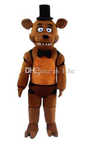 five nights at freddy s fnaf fazbear mascot costume fancy