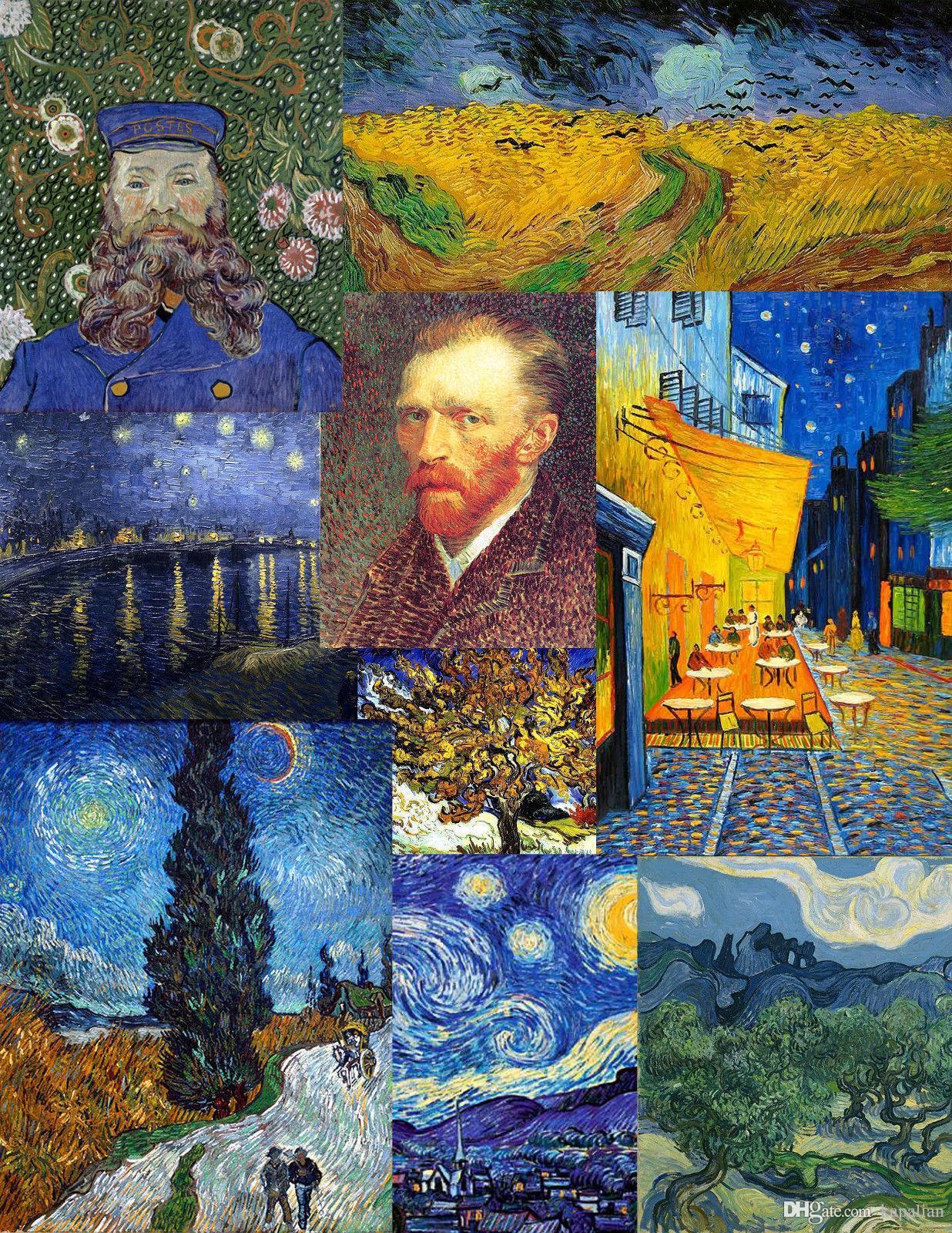 Vincent Van Gogh Oil Painting High Quality Art