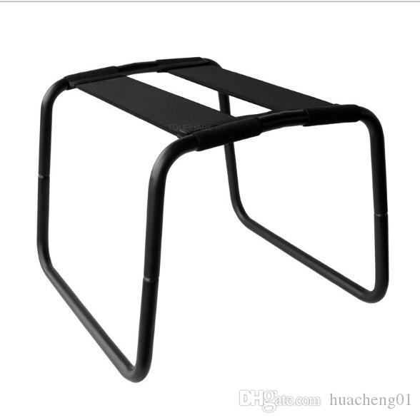Toughage Weightless Sex Chair Decadence Bounce Swing Chair Metal Chair Bandage Product Stool Multifunction Sex Furniture Sex Toy For Couples Plastic Lounge