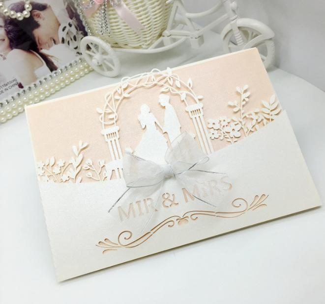 Cheap Lace Wedding Invitations Online