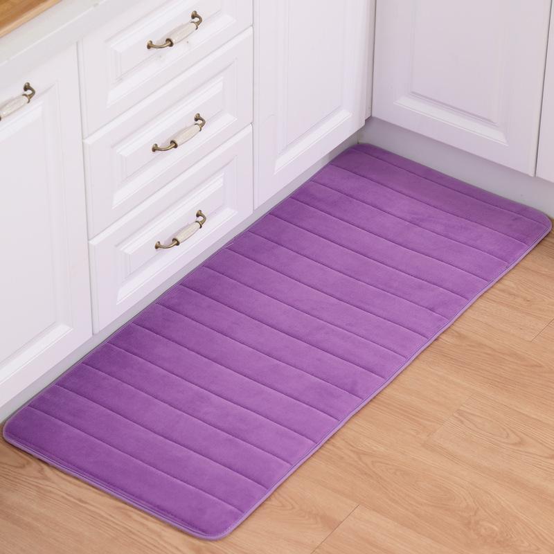 acheter tapis de salle de bains en mousse viscoelastique zeegle tapis de salon tapis antiderapant pour cuisine tapis d absorption d eau tapis de sol de