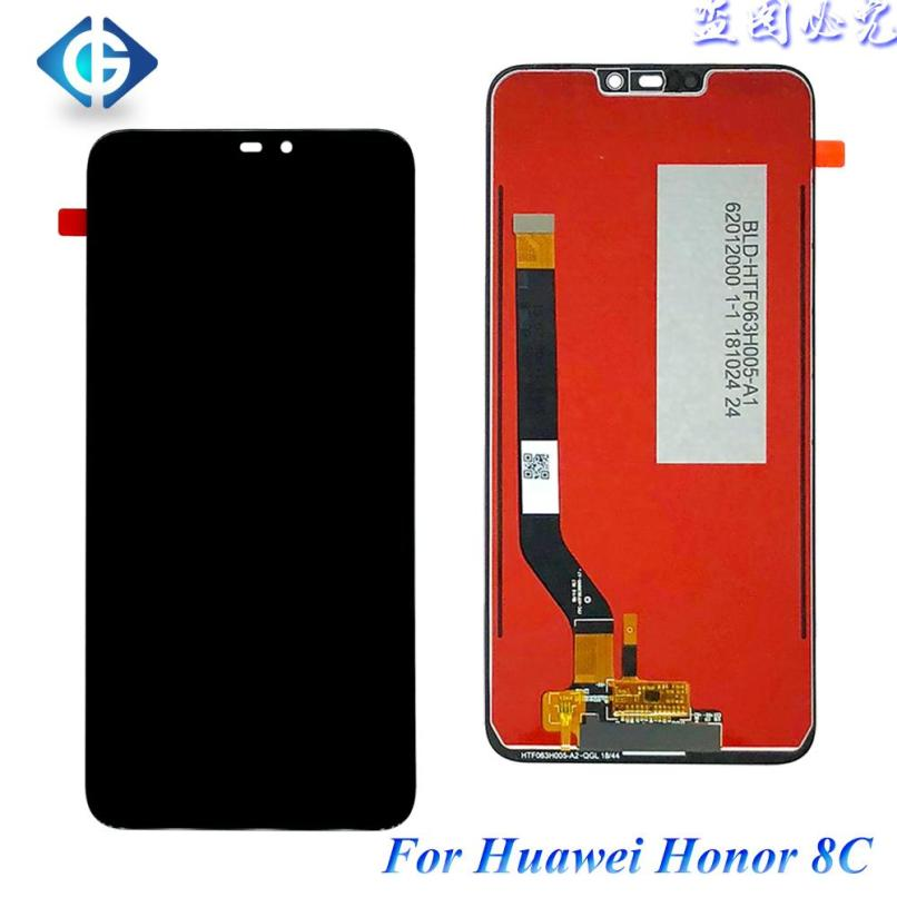 2019 Mobile Phone Spare Parts For Huawei Honor 8c Lcd Display With Touch Screen Digitizer Assembly From Aralia 52 27 Dhgate Com