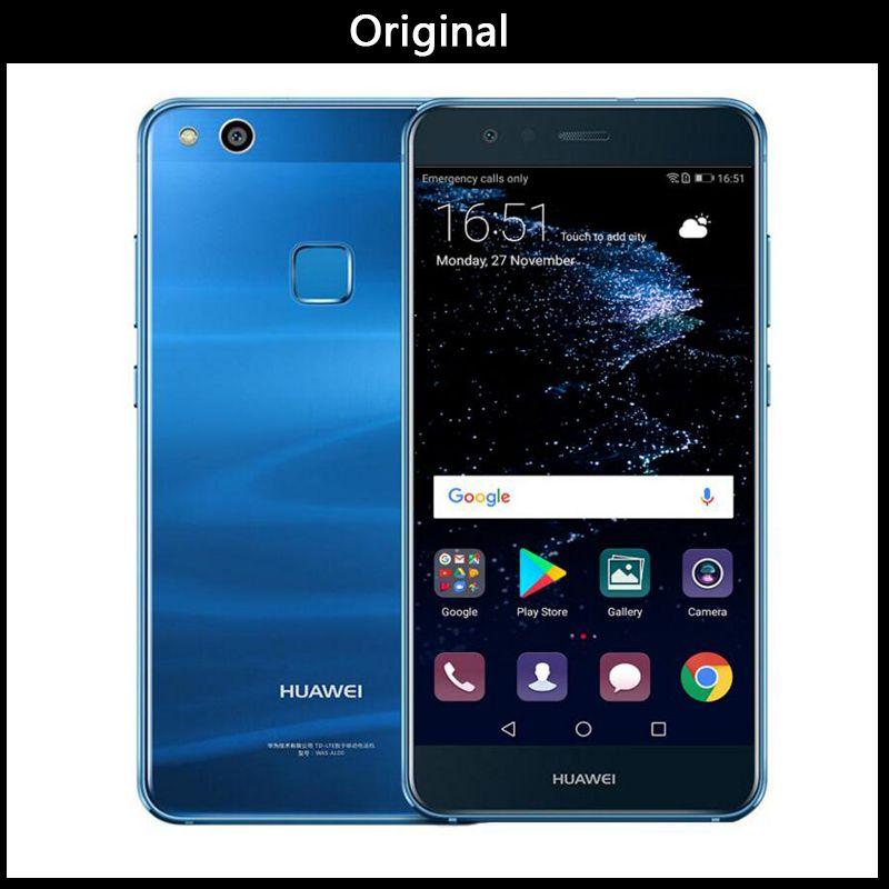 Original Huawei Nova Lite Huawei P10 Lite 4gb Ram 64gb Ro Kirin658 Octa Core 19201080 3000mah Android 70 Smartphone