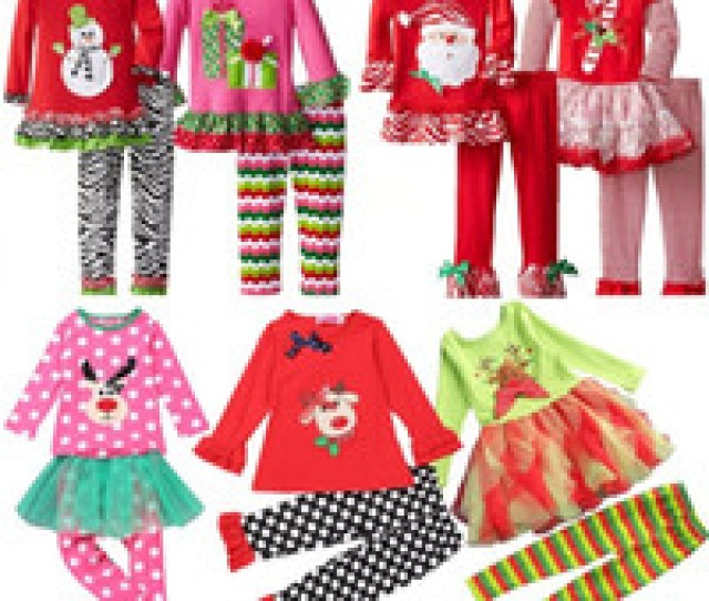 Wholesale Ruffle Girl Boutique Clothing Online Samgami Baby Childrens Girls Boutique Outfits Clothing Sets Christmas