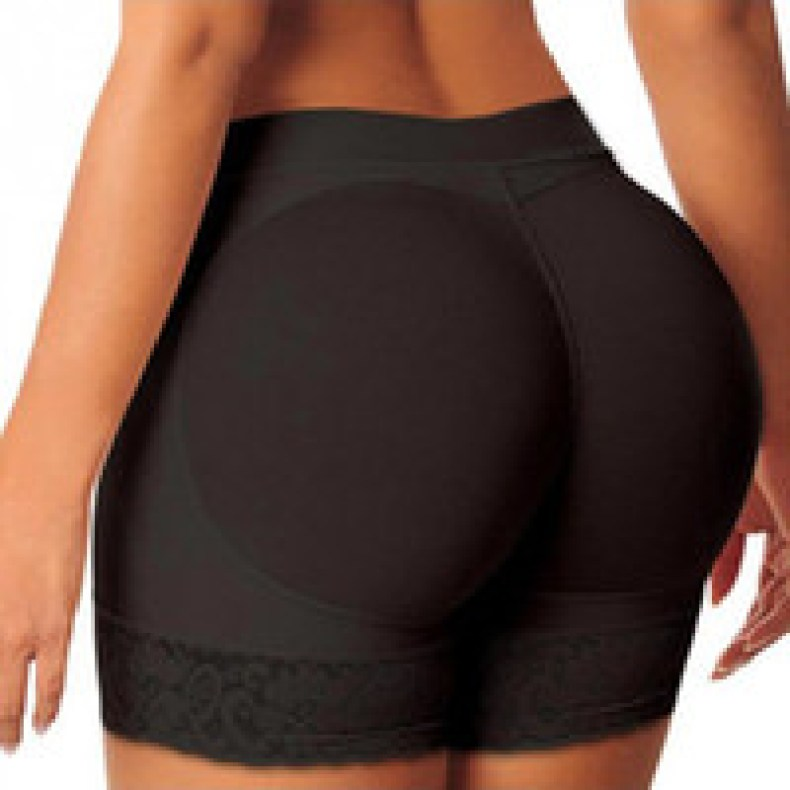 Light fake hips pads - Hot Shaper Pants Sexy Boyshort Panties Woman Fake Ass Underwear Push Up Padded Panties Buttock Shaper Butt Lifter Hip Enhancer